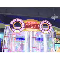 Quality Monster Drop Magic Ticket Redemption Games with Lcd Monitor 250W for sale