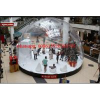 bubble tent igloo, bubble balloon tent market city, inflatable clear dome tent Manufactures