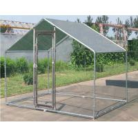 2Lx3Wx2H m Chicken Run Coop/ Animal Run/Chicken House/Pet House/Outdoor Exercise Cage Coop for Hen Poultry Dog Rabbit