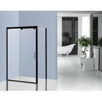 Waterproof Bar Glass Sliding Shower Enclosure 1200 X 900 With Soft Closing System Manufactures
