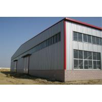 Professional Design Factory Steel Structure / Prefabricated Facrory Building / Steel Structure Workshop Building Manufactures