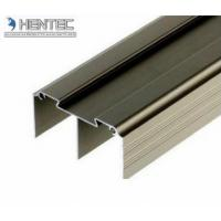 Finished Mchining Standard aluminium extrusion profiles GB / 75237-2004 Manufactures
