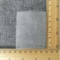 E1001 6.5*8cm Heat sealing Nylon mesh empty tea bags without tag Manufactures