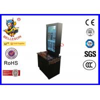 40 Inch Screen Upright Arcade Game Machine For Two Players For Shopping Mall Manufactures