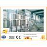 PLC Touch Screen 4T/D Mango Juice Production Line 200KW Power ISO9001 Manufactures