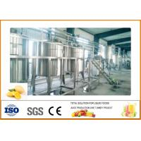 Turnkey ss304 Mango Puree Paste Processing Line CFM-S-09 ISO9001 Certification Manufactures
