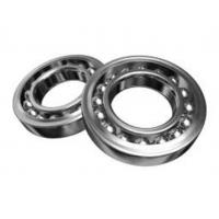 Quality Z1 Z2 Long Life Radial Deep Groove Ball Bearing Rubber Sealed P0 P6 For Pump for sale