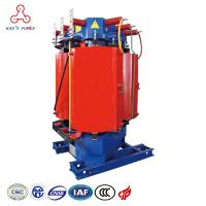 China Self Extinguishing 1500kva 33kv 11kv epoxy resins three phase AN Air Cooled Dry Type Distribution Transformers on sale