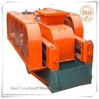 Labor saving double roller coal crusher Manufactures