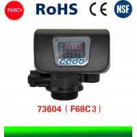 Quality RO System Parts Runxin Black Automatic Softner Control Valve F68C3 4m3/h Softner Valve for sale