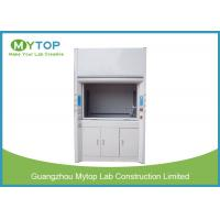 Metal Fume Hood For Chemical Laboratory 5 Feet , Safety Chemistry Vent Hood Manufactures