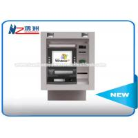 Custom Self Payment Electronic Wall Mount Kiosk Dustproof / Waterproof Manufactures