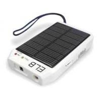 Solar Power Cell Phone Battery Charger for Flashlight Torch Manufactures