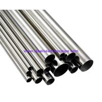 A554 TP304/304L TP316/316L Stainless Steel Decorative Tube / Pipe for Baluster Handrail -Satin / mirror Manufactures