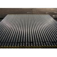 Well Drilling DTH Drill Pipe 1 - 9m Length Unique Head Design For Heat Dissipation Manufactures