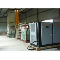 Skid Mounted Industrial Nitrogen Generator Air Separation Plant For N2 Production Manufactures