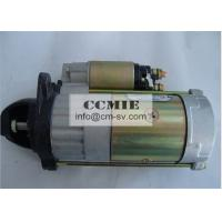 SGS XCMG wheel loader spare parts starter motor for LW600KN Manufactures