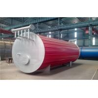 High Pressure Gas Fired Heating Oil Boiler High Efficiency For Wood / Electric Manufactures