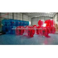 Large Funny Inflatable Human Soccer Bubble Ball For Football Body Bumper Manufactures