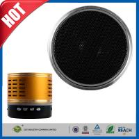China Mini Bluetooth Wireless Speaker For Cell Phone / Ipod / Ipad / Computer on sale