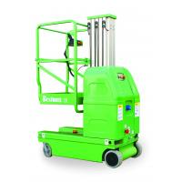 7.5m , Lift Capacity of 125kg Self-Propelled Aluminum Aerial Work Platform with 078*0.70m Size of Platform Manufactures