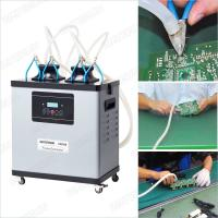 330W Industrial Fume Extractor / Low noise Cut Lead Extractor with Silicone tubes Manufactures