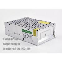 Quality 150W AC 220V Dc 12V LED Power Supply Single Output Metal Case Materials for sale