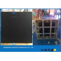 China Slim P6 Surface Mounted SMD 3535 Outdoor Led Display Screen With High Brightness on sale