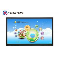 China IR touch Windows OS Whiteboard Classroom LCD Touch Screen Digital Signage I5 CPU on sale