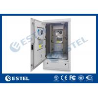 China 40U Anti-Rust Paint Outdoor Equipment Enclosure Climate Controlled Cabinet on sale