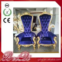 BeiQi Luxury High Back Pedicure Chairs Used Nail Salon Equipment Foot Spa Pedicure Chair Cheap Manufactures