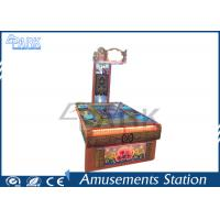 Indoor Amusemenet Arcade Marine Coin Operated / Carnival Fishing Game Machine Manufactures