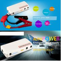 Buy cheap vehicle emergency tools multi-function jump starter from wholesalers