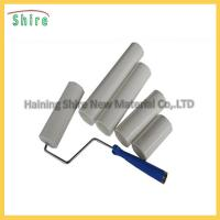 Self Adhesive Clean Room Tacky Rollers , Portable Cleanroom Sticky Roller Manufactures