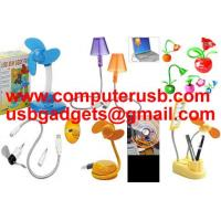 China USB Fan USB Light China factory for sale