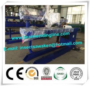 Tank Longitudinal Seam Welding Machine, H Beam Production Line Automatic Welding Machine Manufactures