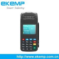 Portable Android POS Systems with Card Reader YK600 Manufactures