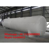 33tons Top level latest spherical lpg storage spherical tank for sale, China on ground bullet propane gas storage tank Manufactures
