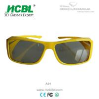 Cinema Use Reusable Adults Passive 3d Glasses Circular Polarization Watching 3d Movie Manufactures