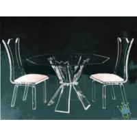 acrylic bar table and chairs Manufactures