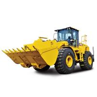 9000kg Front Compact Wheel Loader Construction works XCMG 3600mm Manufactures