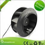 Energy Saving EC Centrifugal Fans / Roof Ventilation Fan Backward Curved Manufactures