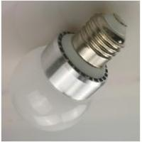 Quality AC100~240V,E27/E26/B22 Aluminum+Glass cover 5W led bulb light for sale
