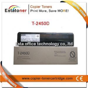 Compatible Toshiba E - Studio Toner T2450d For Toshiba Digital Photocopier Manufactures