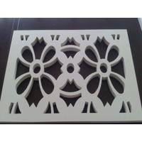 White Closed Cell PVC Celuka Foam Board Glossy Anti UV For Cutting Decoration Manufactures