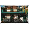 Copper Automatic Continuous Casting Plant Dual Strand 450x14 mm Strip Manufactures