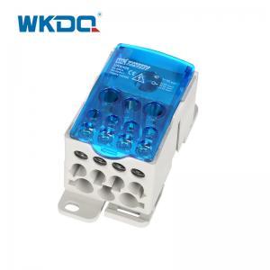 Single Pole UKK 400A Power Distribution Terminal Box EC And RoHS Standards Manufactures