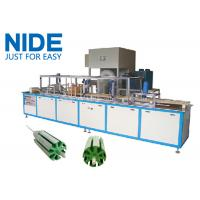 Armature Slot Powder Coating Machine , Electrostatic Powder Coating Plant For Motorcycle Manufactures