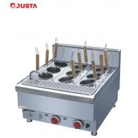 Commercial Kitchen Equipment Counter Top Electric Noodle Boiler Electric Pasta Cooker Manufactures