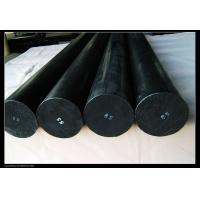 Shock Resistance Industrial Engineering Plastics , Antistatic Delrin Rod 50mm Manufactures
